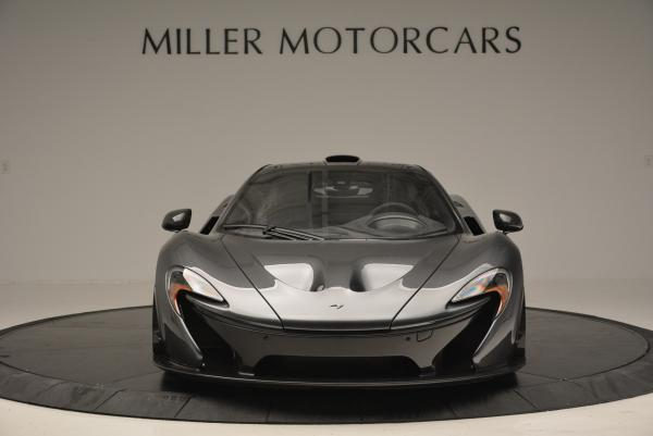 Used 2014 McLaren P1 Coupe for sale Call for price at Aston Martin of Greenwich in Greenwich CT 06830 7
