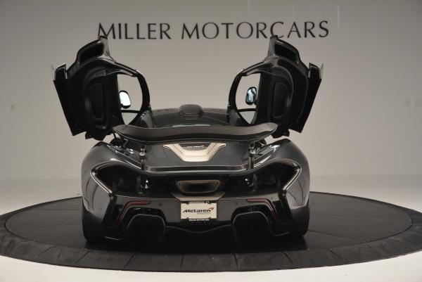 Used 2014 McLaren P1 Coupe for sale Call for price at Aston Martin of Greenwich in Greenwich CT 06830 8