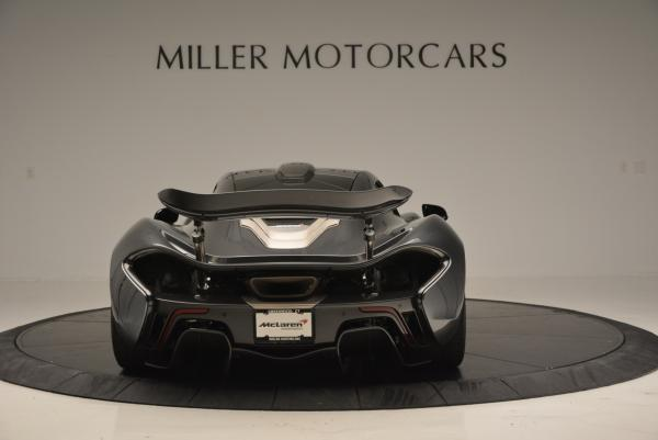 Used 2014 McLaren P1 Coupe for sale Call for price at Aston Martin of Greenwich in Greenwich CT 06830 9