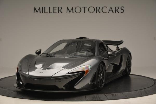 Used 2014 McLaren P1 for sale Call for price at Aston Martin of Greenwich in Greenwich CT 06830 1
