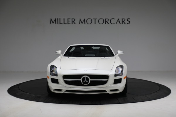 Used 2012 Mercedes-Benz SLS AMG for sale $159,900 at Aston Martin of Greenwich in Greenwich CT 06830 11