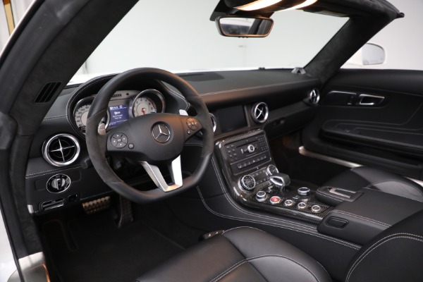 Used 2012 Mercedes-Benz SLS AMG for sale $159,900 at Aston Martin of Greenwich in Greenwich CT 06830 15