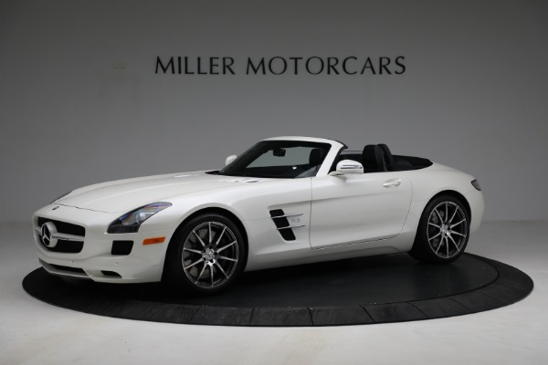 Used 2012 Mercedes-Benz SLS AMG for sale $159,900 at Aston Martin of Greenwich in Greenwich CT 06830 2