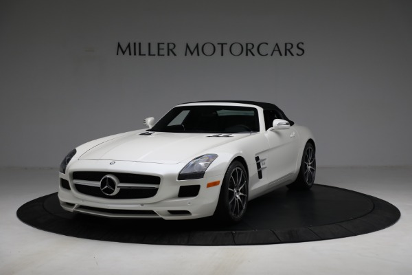 Used 2012 Mercedes-Benz SLS AMG for sale $159,900 at Aston Martin of Greenwich in Greenwich CT 06830 3