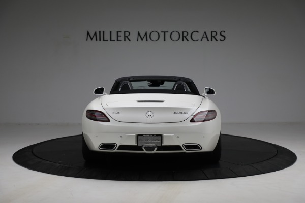 Used 2012 Mercedes-Benz SLS AMG for sale $159,900 at Aston Martin of Greenwich in Greenwich CT 06830 6