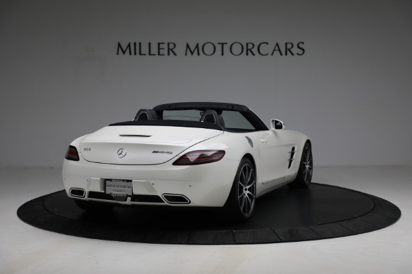Used 2012 Mercedes-Benz SLS AMG for sale $159,900 at Aston Martin of Greenwich in Greenwich CT 06830 7