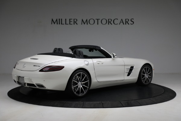 Used 2012 Mercedes-Benz SLS AMG for sale $159,900 at Aston Martin of Greenwich in Greenwich CT 06830 8