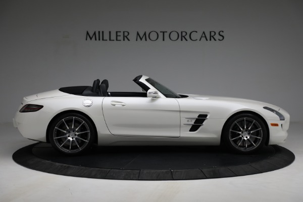 Used 2012 Mercedes-Benz SLS AMG for sale $159,900 at Aston Martin of Greenwich in Greenwich CT 06830 9