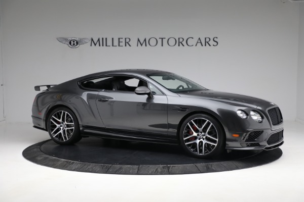 Used 2017 Bentley Continental GT Supersports for sale $189,900 at Aston Martin of Greenwich in Greenwich CT 06830 10
