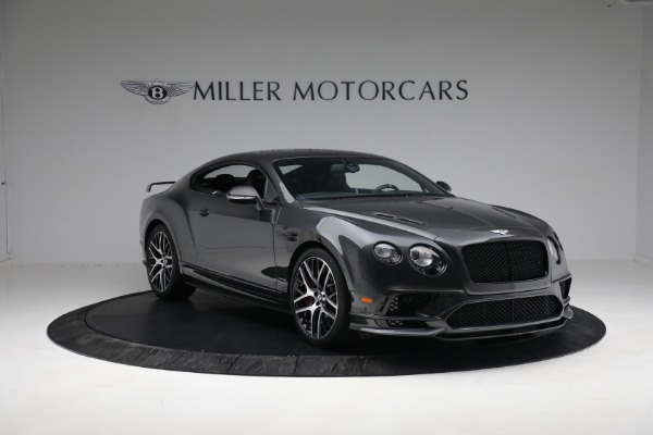 Used 2017 Bentley Continental GT Supersports for sale $189,900 at Aston Martin of Greenwich in Greenwich CT 06830 11