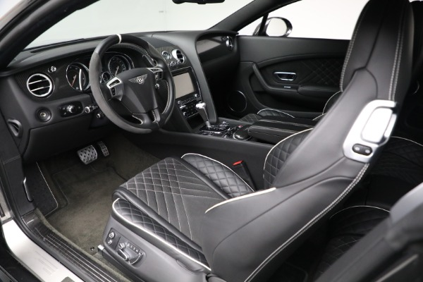 Used 2017 Bentley Continental GT Supersports for sale $189,900 at Aston Martin of Greenwich in Greenwich CT 06830 17
