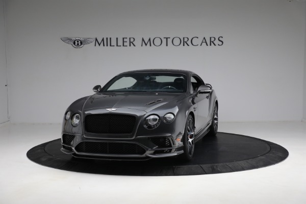 Used 2017 Bentley Continental GT Supersports for sale $189,900 at Aston Martin of Greenwich in Greenwich CT 06830 2