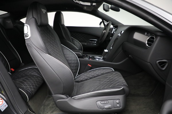 Used 2017 Bentley Continental GT Supersports for sale $189,900 at Aston Martin of Greenwich in Greenwich CT 06830 23