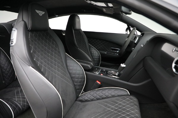 Used 2017 Bentley Continental GT Supersports for sale $189,900 at Aston Martin of Greenwich in Greenwich CT 06830 24