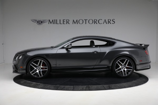 Used 2017 Bentley Continental GT Supersports for sale $189,900 at Aston Martin of Greenwich in Greenwich CT 06830 3
