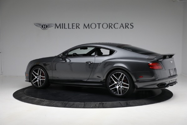 Used 2017 Bentley Continental GT Supersports for sale $189,900 at Aston Martin of Greenwich in Greenwich CT 06830 4