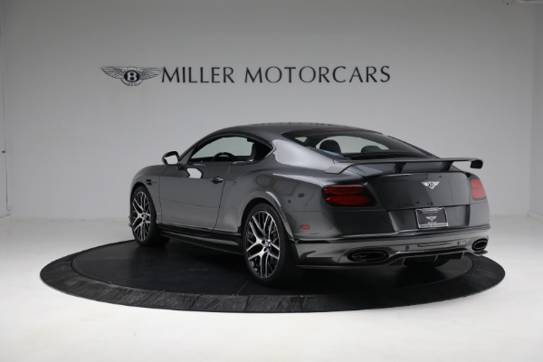 Used 2017 Bentley Continental GT Supersports for sale $189,900 at Aston Martin of Greenwich in Greenwich CT 06830 5