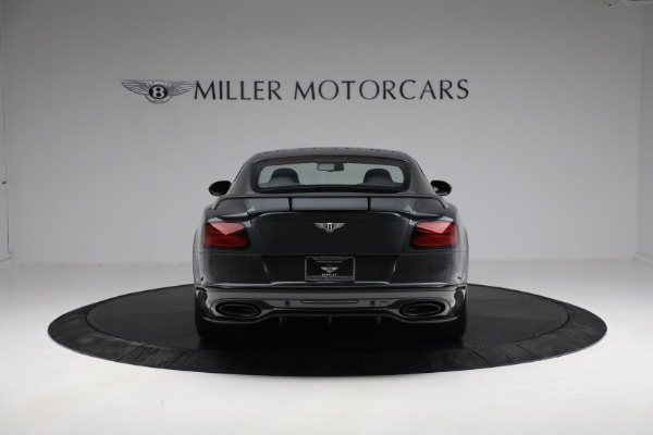 Used 2017 Bentley Continental GT Supersports for sale $189,900 at Aston Martin of Greenwich in Greenwich CT 06830 6