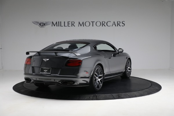 Used 2017 Bentley Continental GT Supersports for sale $189,900 at Aston Martin of Greenwich in Greenwich CT 06830 7