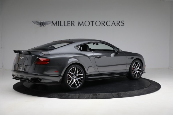 Used 2017 Bentley Continental GT Supersports for sale $189,900 at Aston Martin of Greenwich in Greenwich CT 06830 8