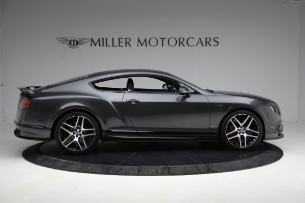 Used 2017 Bentley Continental GT Supersports for sale $189,900 at Aston Martin of Greenwich in Greenwich CT 06830 9