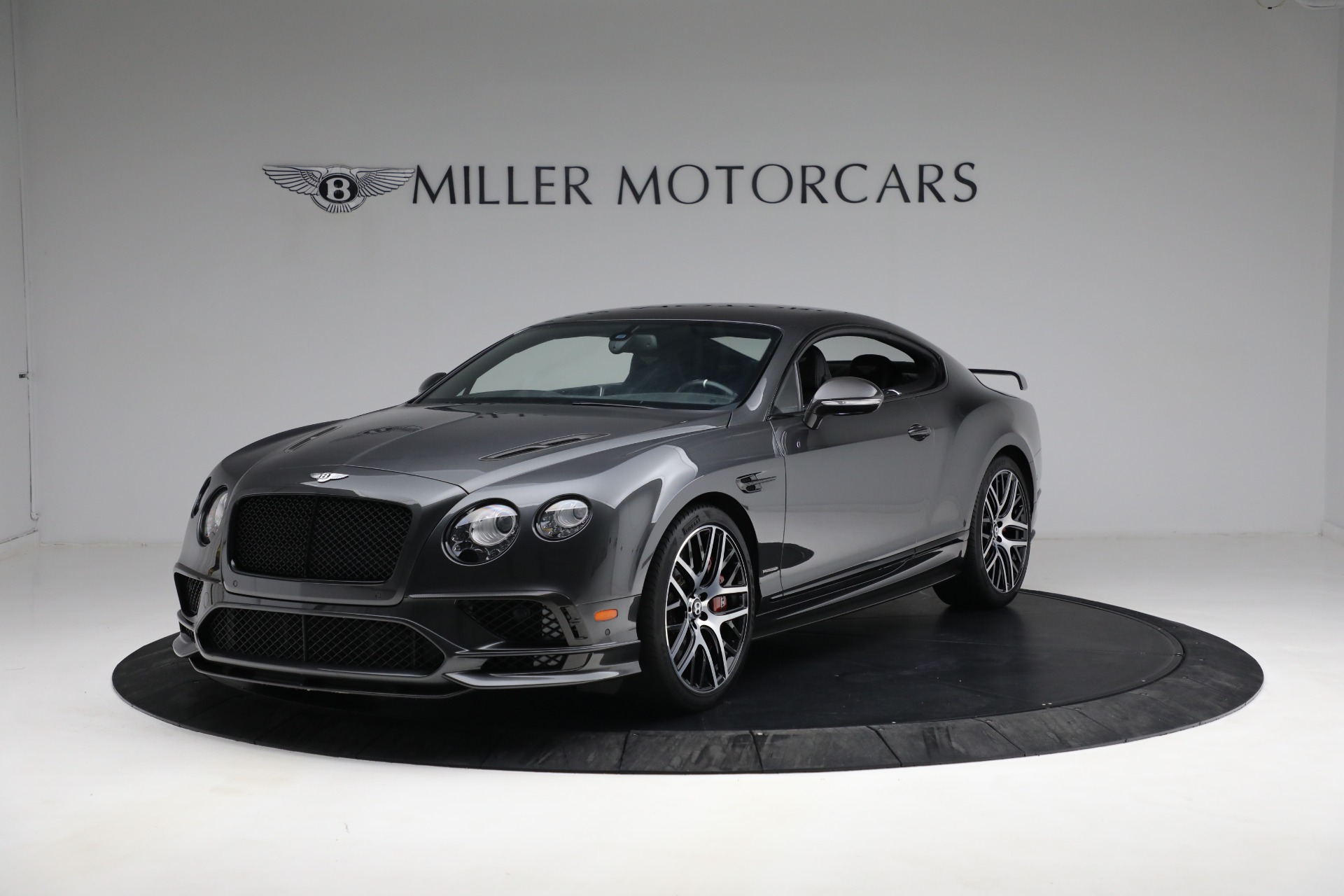 Used 2017 Bentley Continental GT Supersports for sale $189,900 at Aston Martin of Greenwich in Greenwich CT 06830 1