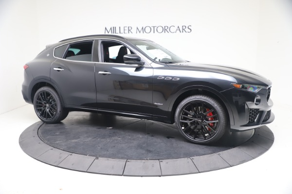 New 2021 Maserati Levante S GranSport for sale Call for price at Aston Martin of Greenwich in Greenwich CT 06830 10