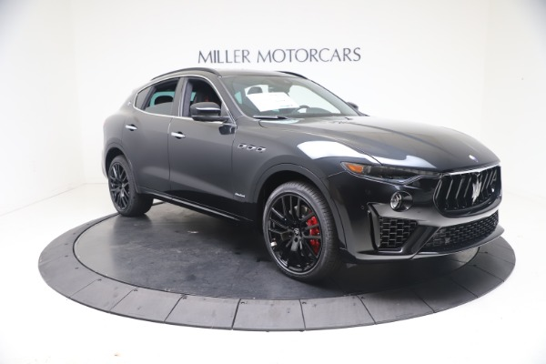New 2021 Maserati Levante S GranSport for sale Call for price at Aston Martin of Greenwich in Greenwich CT 06830 11