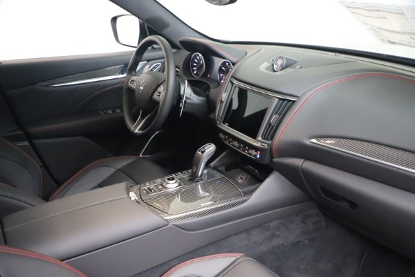New 2021 Maserati Levante S GranSport for sale Call for price at Aston Martin of Greenwich in Greenwich CT 06830 18