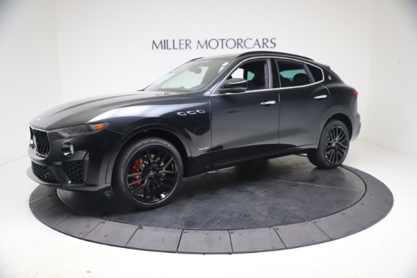 New 2021 Maserati Levante S GranSport for sale Call for price at Aston Martin of Greenwich in Greenwich CT 06830 2