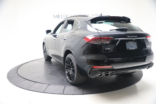 New 2021 Maserati Levante S GranSport for sale Call for price at Aston Martin of Greenwich in Greenwich CT 06830 5