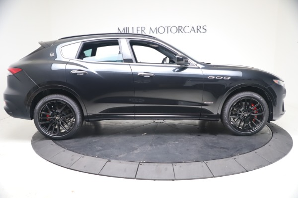 New 2021 Maserati Levante S GranSport for sale Call for price at Aston Martin of Greenwich in Greenwich CT 06830 9