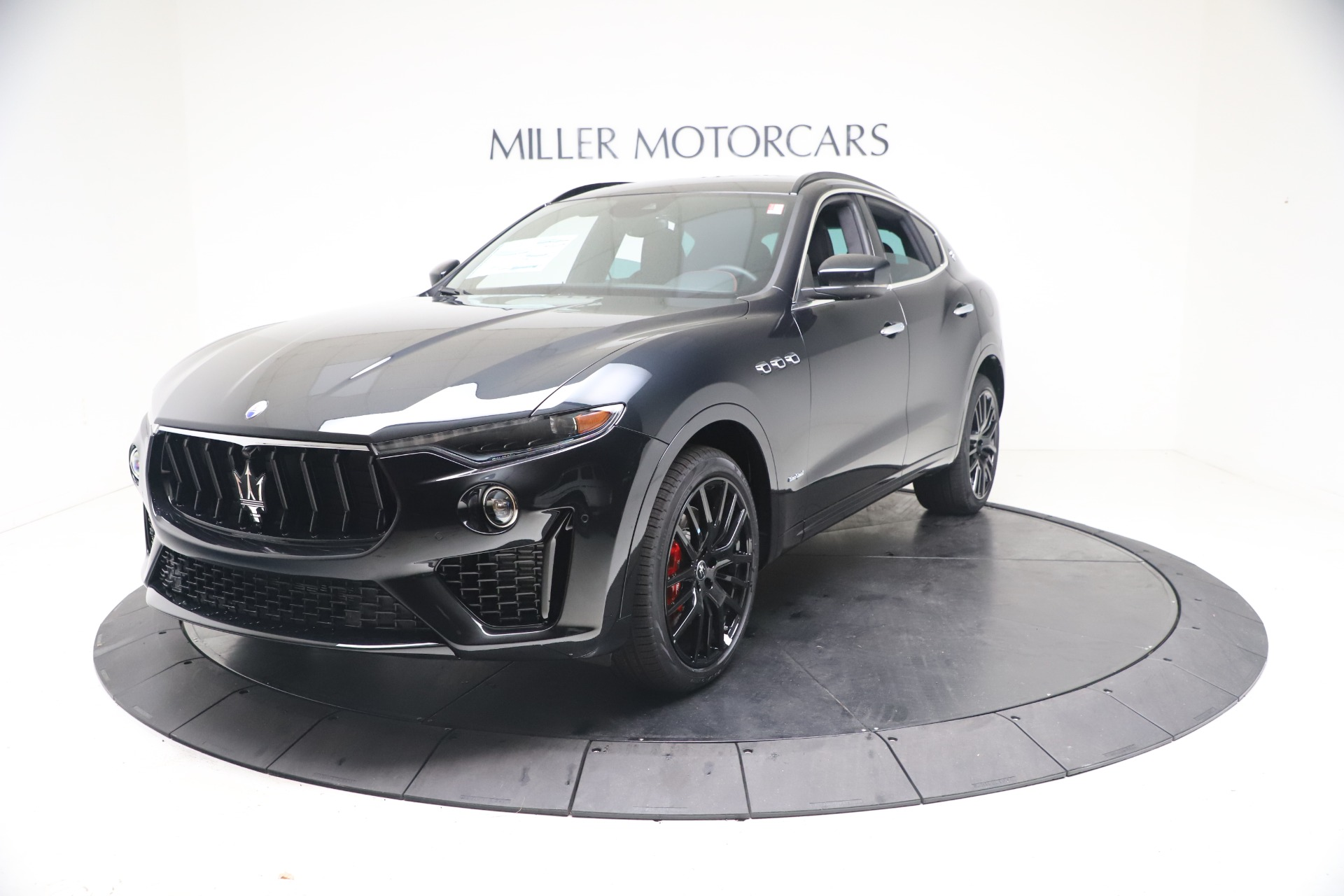 New 2021 Maserati Levante S GranSport for sale Call for price at Aston Martin of Greenwich in Greenwich CT 06830 1
