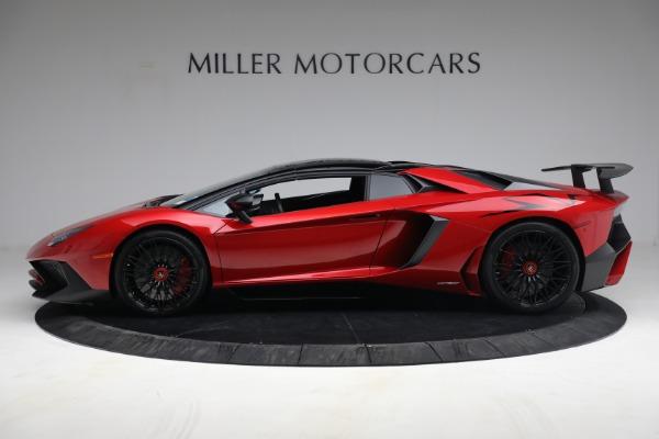 Used 2017 Lamborghini Aventador LP 750-4 SV for sale $599,900 at Aston Martin of Greenwich in Greenwich CT 06830 11