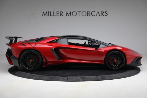 Used 2017 Lamborghini Aventador LP 750-4 SV for sale $599,900 at Aston Martin of Greenwich in Greenwich CT 06830 12