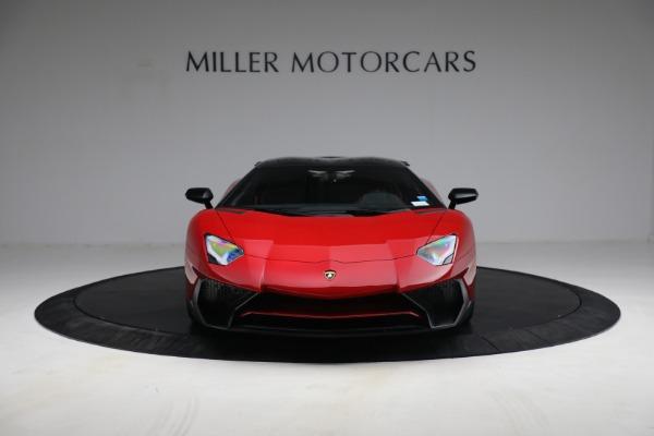 Used 2017 Lamborghini Aventador LP 750-4 SV for sale $599,900 at Aston Martin of Greenwich in Greenwich CT 06830 17