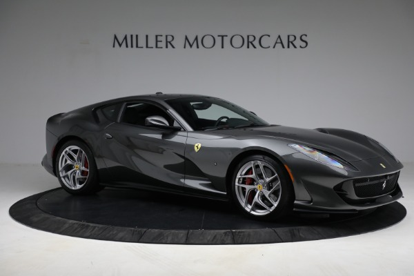 Used 2018 Ferrari 812 Superfast for sale Call for price at Aston Martin of Greenwich in Greenwich CT 06830 10