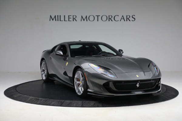 Used 2018 Ferrari 812 Superfast for sale Call for price at Aston Martin of Greenwich in Greenwich CT 06830 11