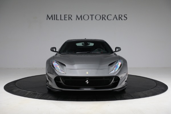 Used 2018 Ferrari 812 Superfast for sale Call for price at Aston Martin of Greenwich in Greenwich CT 06830 12