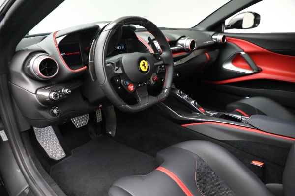 Used 2018 Ferrari 812 Superfast for sale Call for price at Aston Martin of Greenwich in Greenwich CT 06830 13