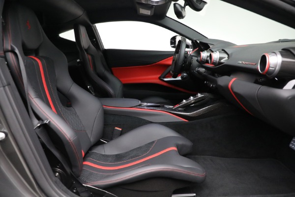 Used 2018 Ferrari 812 Superfast for sale Call for price at Aston Martin of Greenwich in Greenwich CT 06830 18