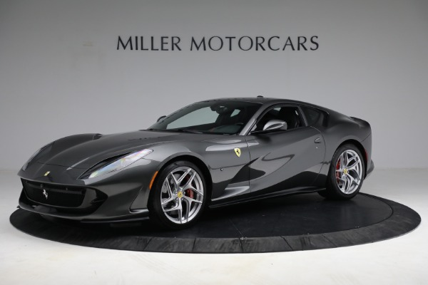 Used 2018 Ferrari 812 Superfast for sale Call for price at Aston Martin of Greenwich in Greenwich CT 06830 2