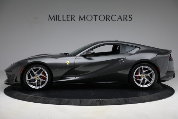 Used 2018 Ferrari 812 Superfast for sale Call for price at Aston Martin of Greenwich in Greenwich CT 06830 3