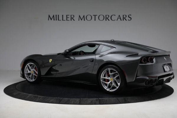 Used 2018 Ferrari 812 Superfast for sale Call for price at Aston Martin of Greenwich in Greenwich CT 06830 4