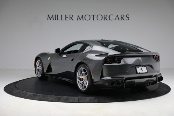 Used 2018 Ferrari 812 Superfast for sale Call for price at Aston Martin of Greenwich in Greenwich CT 06830 5