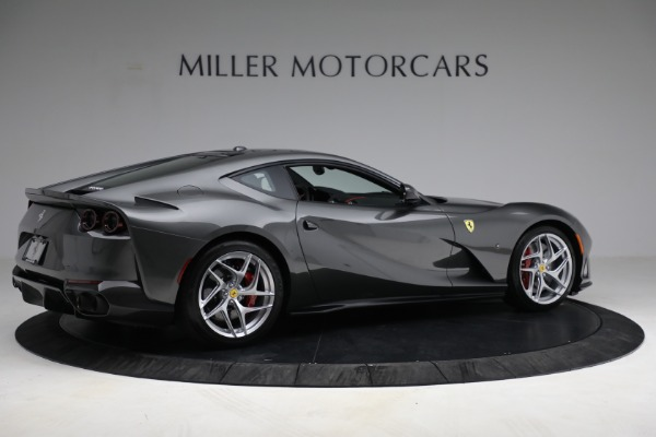 Used 2018 Ferrari 812 Superfast for sale Call for price at Aston Martin of Greenwich in Greenwich CT 06830 8