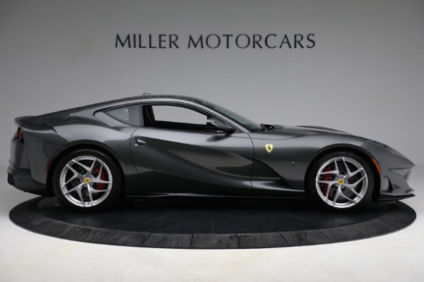 Used 2018 Ferrari 812 Superfast for sale Call for price at Aston Martin of Greenwich in Greenwich CT 06830 9