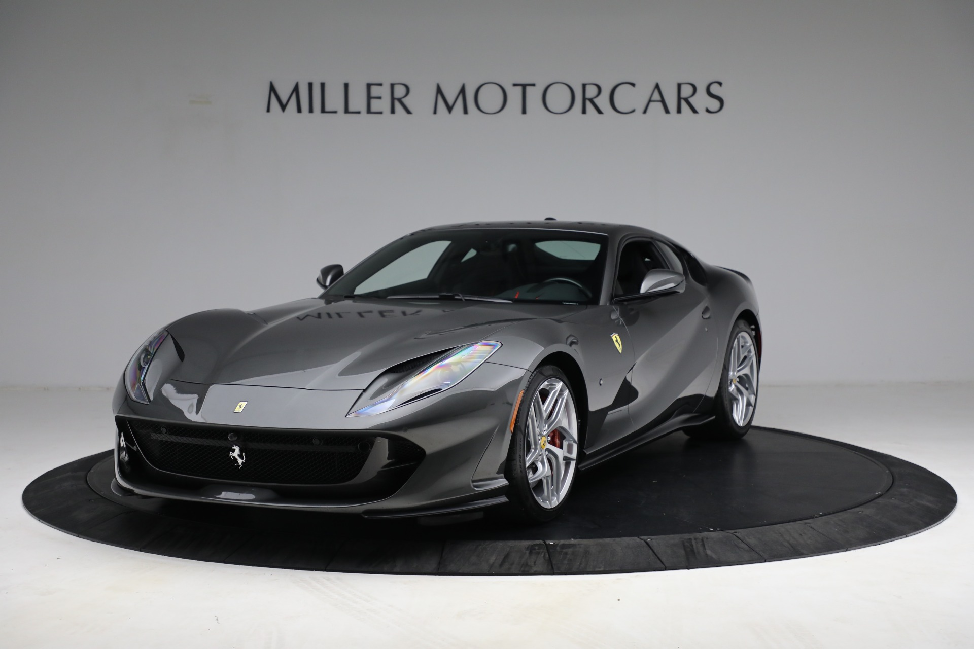Used 2018 Ferrari 812 Superfast for sale Call for price at Aston Martin of Greenwich in Greenwich CT 06830 1