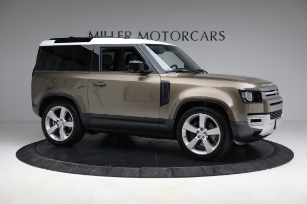 Used 2021 Land Rover Defender 90 First Edition for sale Sold at Aston Martin of Greenwich in Greenwich CT 06830 10