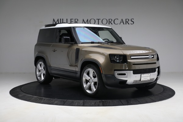 Used 2021 Land Rover Defender 90 First Edition for sale Sold at Aston Martin of Greenwich in Greenwich CT 06830 11